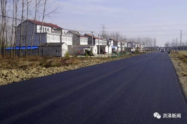 雷竞技网页区交通重点工程330省道东双沟连接线工程在加快建设中